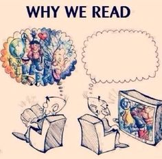 17 why we read