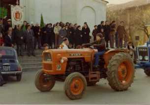 festa ringraziamento 20-01-1976 rogoredo