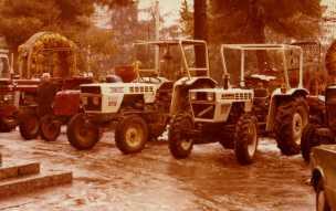 festa ringraziamento 30-01-1977 casatenovo