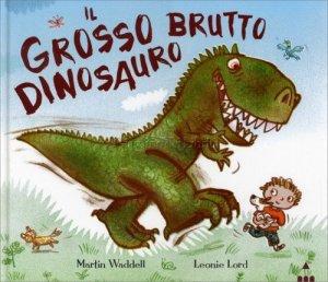 Il grosso brutto dinosauro