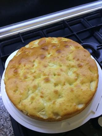 TortaMascarponeMele