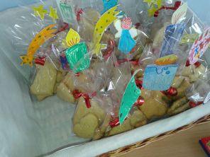 Biscotti fatti con i nonni del Centro Anziani di Campofiorenzo <3
